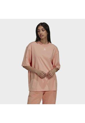 TEE - T-shirt basique - ambient blush