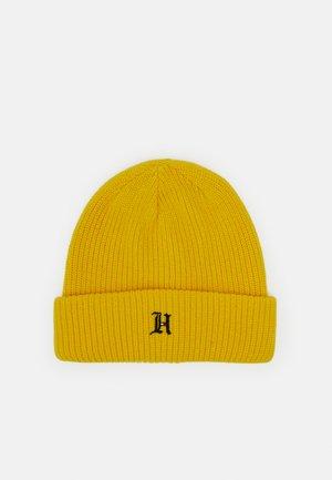 BEANIE UNISEX - Bonnet - satelite yellow