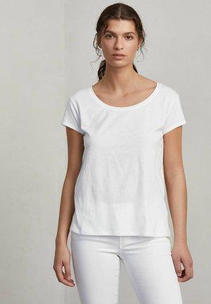 NAT - T-shirt - bas - white