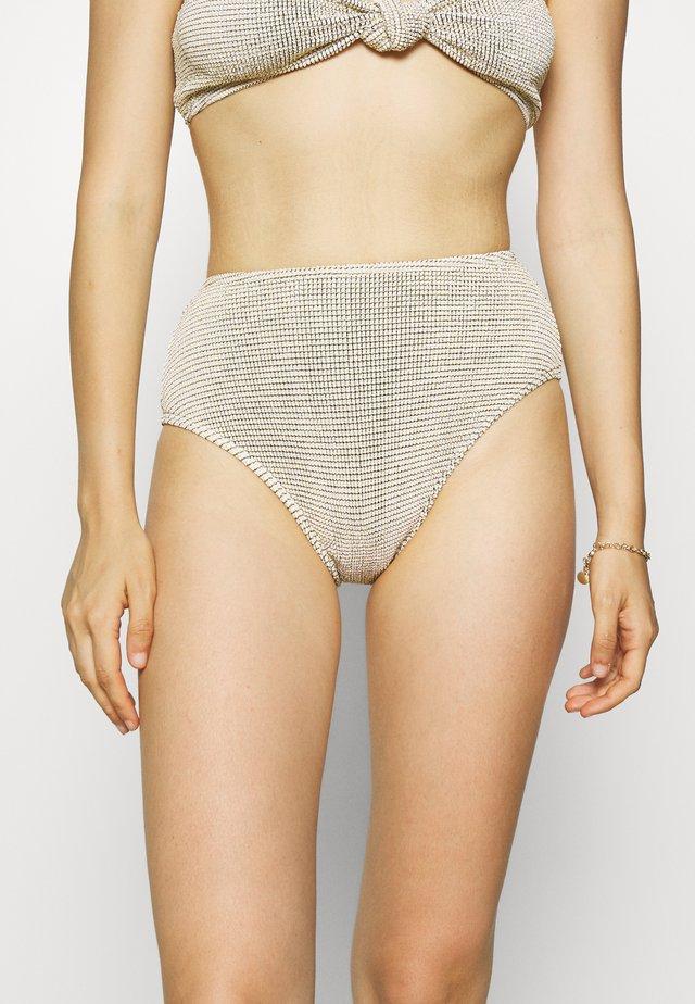 THE PALMER - Bikiniunderdel - white