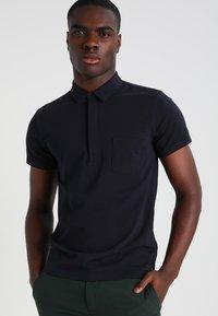 Filippa K - Polo shirt - navy - 0
