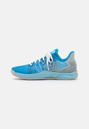 ATTACK ONE 2.0 WOMEN - Handball shoes - diva blue/ light grey