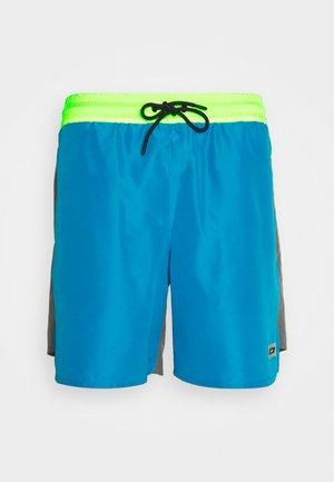BERMUDA SHORTS - Sports shorts - sky blue