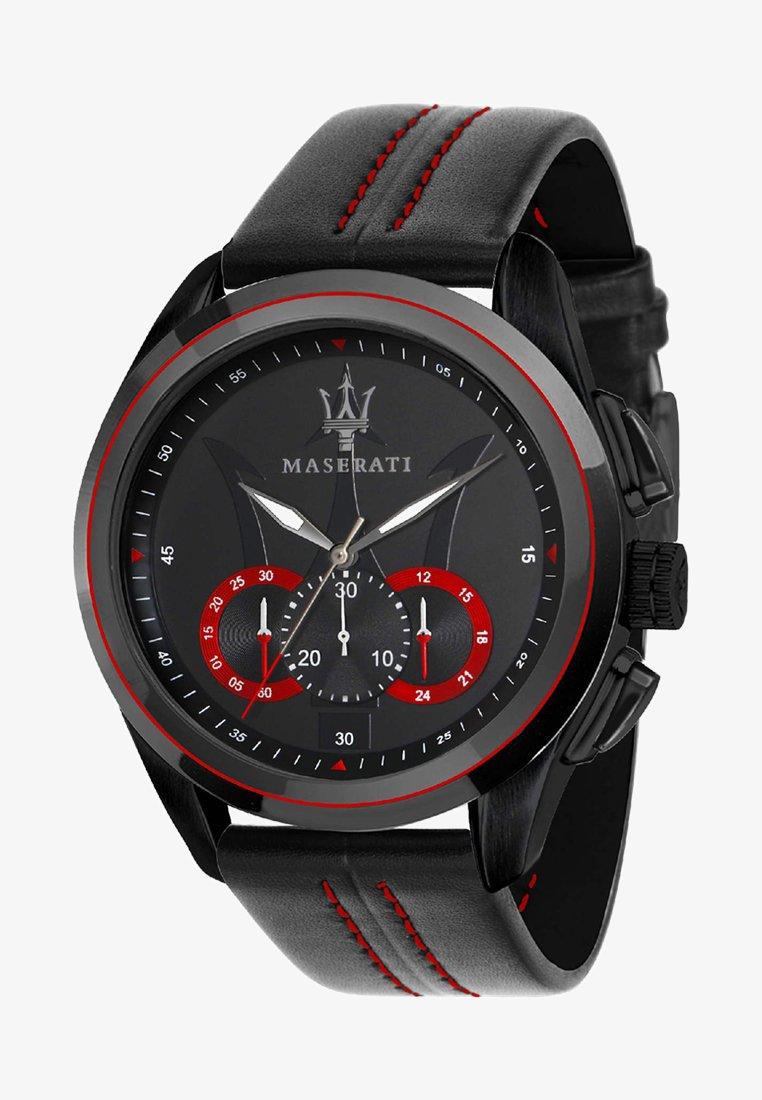 Maserati - TRAGUARDO  - Chronograph watch - black