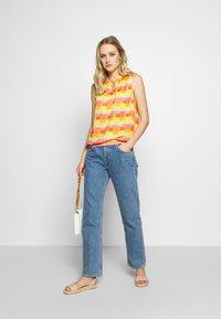 Emily van den Bergh - Bluser - yellow/orange - 1