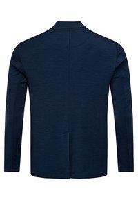 super.natural - WENGER - Zip-up hoodie - dark blue - 2