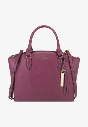 Handbag - boysenberry