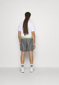 MSGM - BERMUDA SHORTS - Sports shorts - sky blue - 2