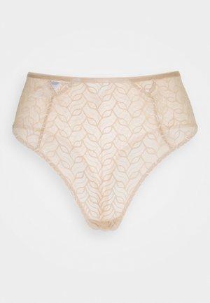 VIVI HIGH - Stringit - warm beige
