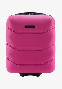 Wittchen - Wheeled suitcase - rosa - 0