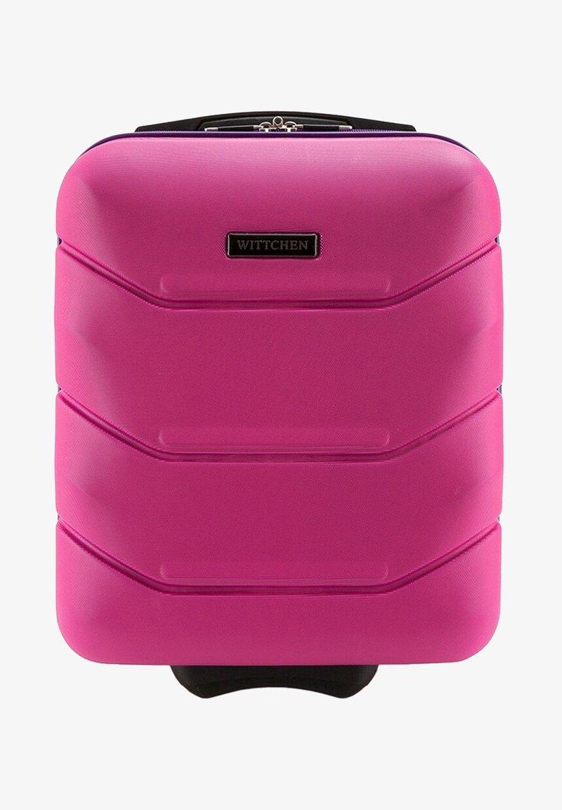 Wittchen - Wheeled suitcase - rosa
