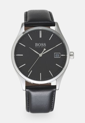 COMMISSIONER UNISEX - Montre - black/black