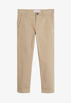 PICCOLO6 - Chino kalhoty - beige