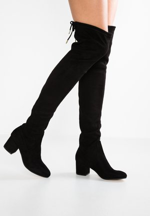 GINA - Over-the-knee boots - noir