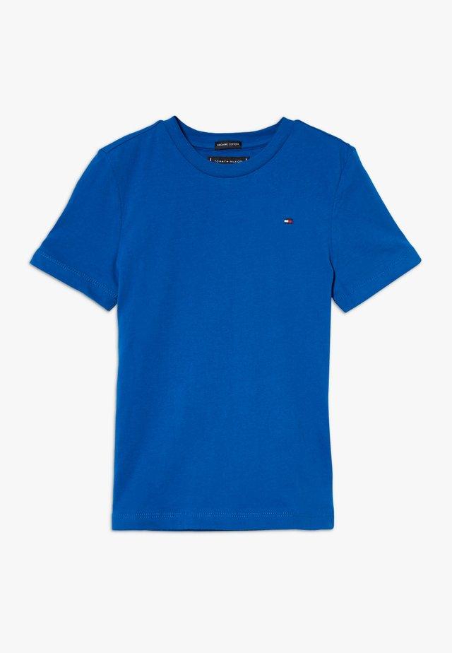 ESSENTIAL ORIGINAL TEE - Jednoduché triko - blue