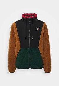 BLOCK WINDRUNNER - Light jacket - brown