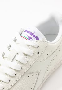 Diadora - GAME WAXED - Trainers - white/light violet - 2