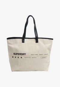Superdry - PORTLAND - Shopping bag - off-white - 1