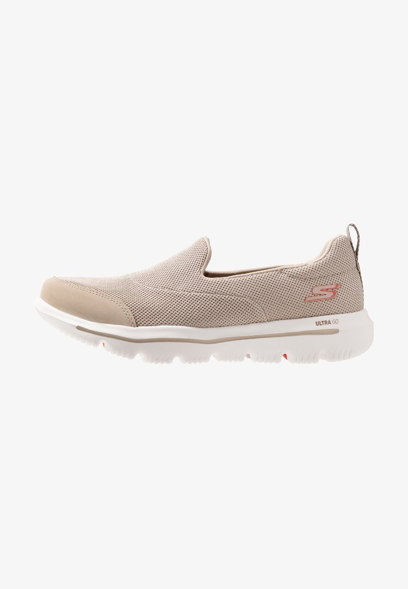 Skechers Performance - GO WALK EVOLUTION ULTRA - Løbesko walking - taupe