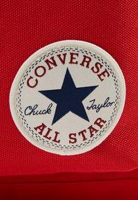 Converse - DAY PACK - Rucksack - red/dark blue - 2