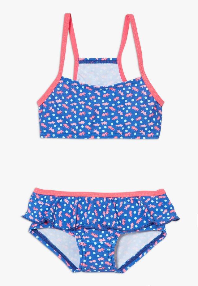 SET - Bikini - azur