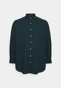 Polo Ralph Lauren Big & Tall - LONG SLEEVE SPORT SHIRT - Shirt - green/navy - 4