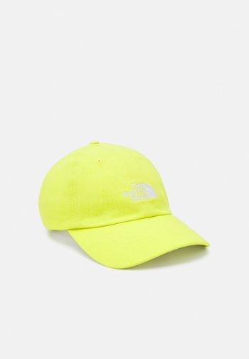 NORM HAT UNISEX - Keps - sulphur spring green