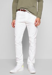 INDICODE JEANS - GOVER - Chinot - offwhite - 0