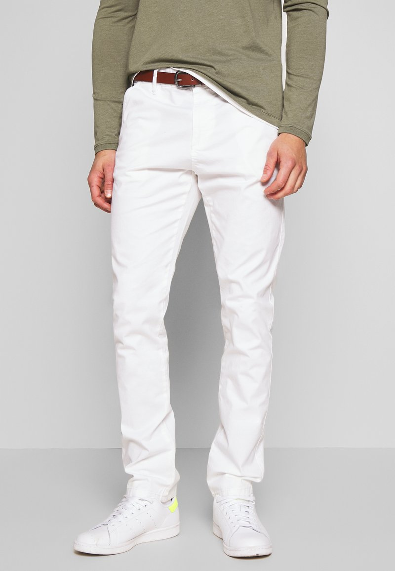 INDICODE JEANS - GOVER - Chinot - offwhite