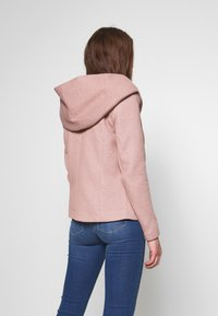 ONLY - ONLSEDONA LIGHT SHORT JACKET - Korte jassen - mocha mousse/melange - 2