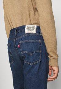 Levi's® - WELLTHREAD 551Z™ AUTHENTIC STRAIGHT - Jeans a sigaretta - dark indigo - 5