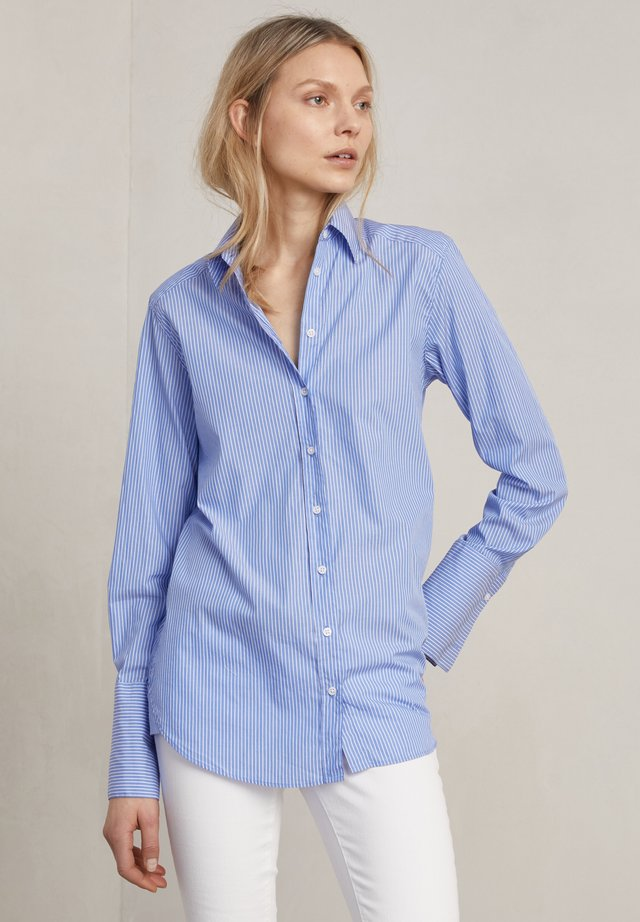 Skjorta - blue stripe