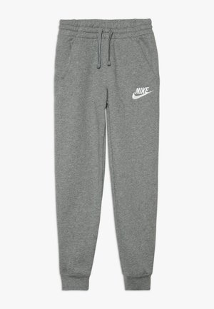 CLUB  - Tracksuit bottoms - carbon heather/cool grey/white