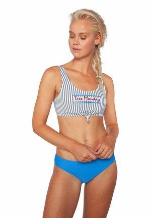 WAFFLE - BIKINI - Bikini bottoms - fiji