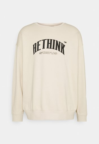 CREWNECK LABEL UNISEX