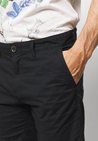 TOM TAILOR - Shorts - black - 4