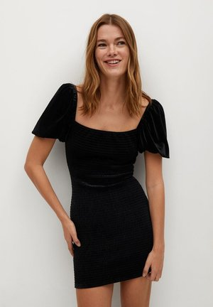 ELASTIC  - Cocktail dress / Party dress - zwart