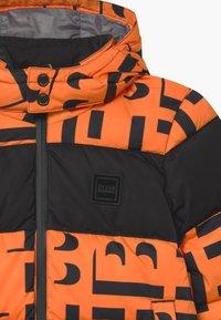 BOSS Kidswear - PUFFER - Winter jacket - orange - 4