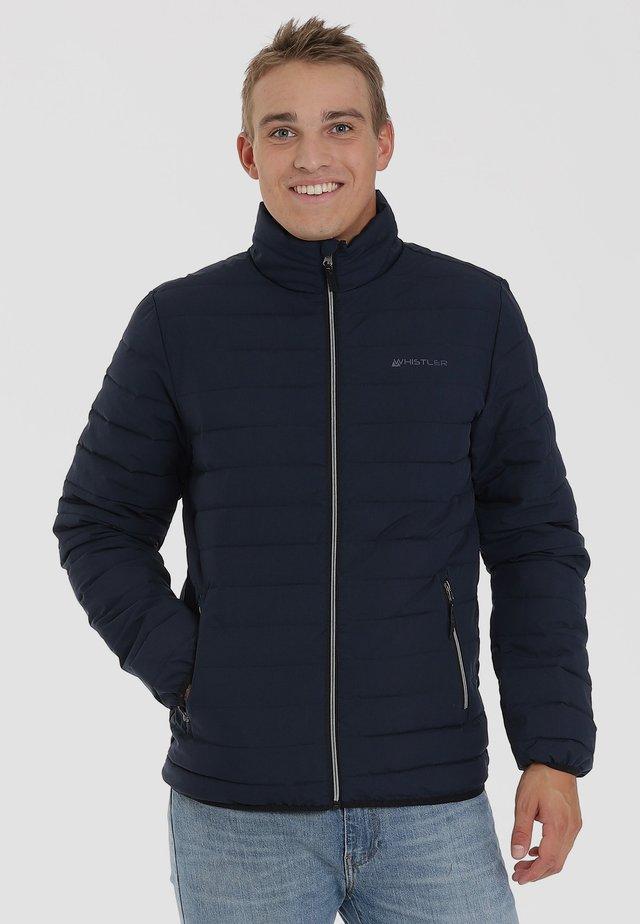 PURUS MELANGE - Winter jacket - 2048 navy blazer