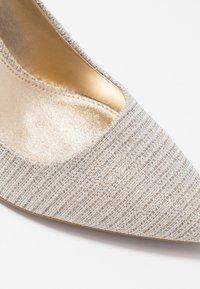 MICHAEL Michael Kors - DOROTHY FLEX  - High heels - silver/sand - 2