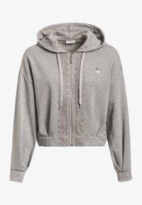 Vive Maria - Zip-up sweatshirt - grau meliert - 5