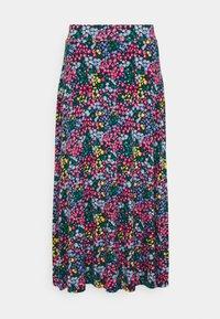 Marks & Spencer London - SKATER - Áčková sukně - multicoloured - 1