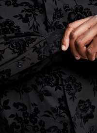 Twisted Tailor - KATRIN FLORAL  - Camicia elegante - black - 3
