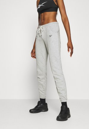 PANT - Joggebukse - medium grey heather