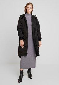 Selected Femme - SLFMADDY COAT - Manteau classique - black - 3