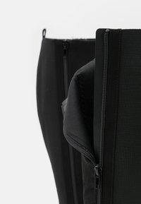 New Look - DOLLY SIDE ZIP CHUNKY - Støvler - black - 5