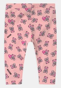 MOSCHINO - Leggings - Trousers - pink - 1
