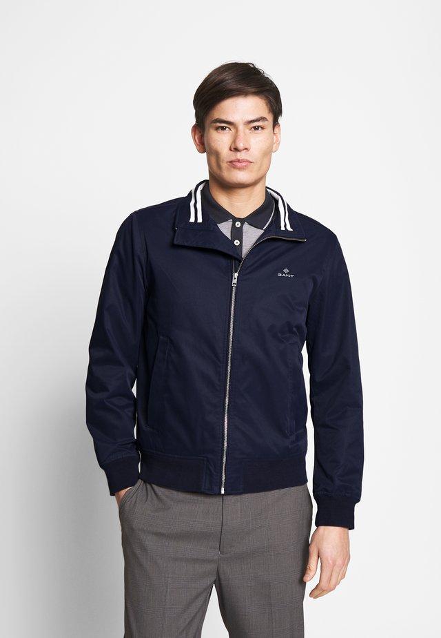THE SPRING HAMPSHIRE JACKET - Summer jacket - evening blue