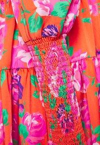 Cras - MILLACRAS DRESS - Paitamekko - pink - 6