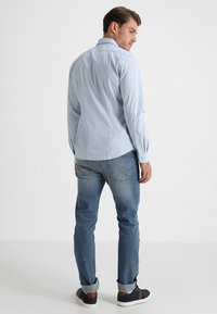 Esprit - SOLIST SLIM FIT - Camicia - light blue - 2